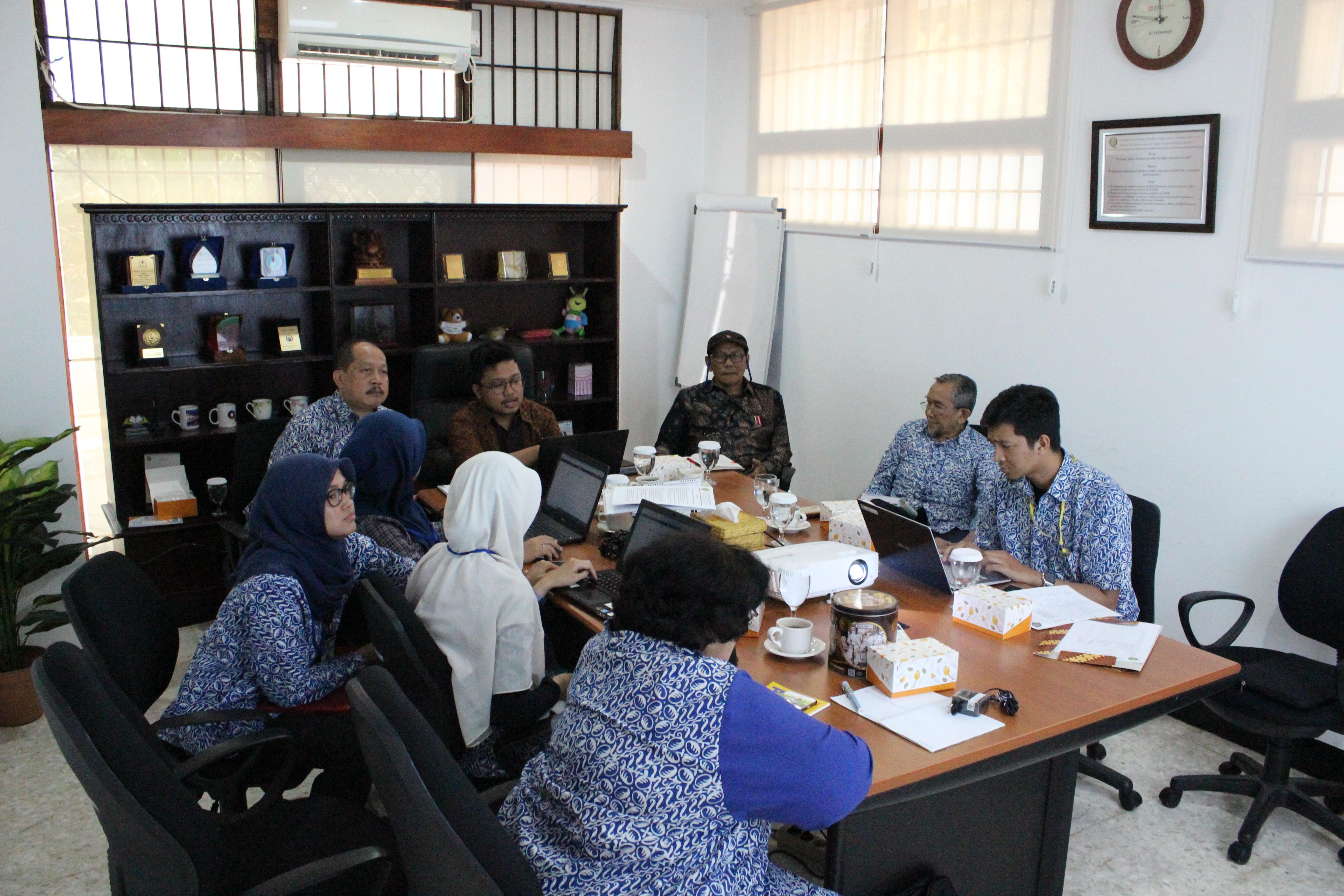 Audit ISO 9001:2015 oleh Sucofindo