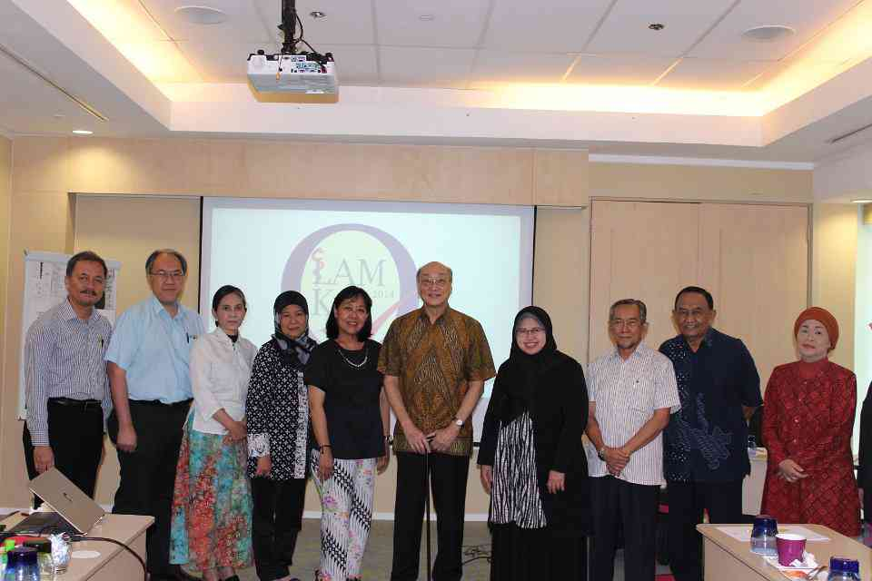 Workshop WFME dan APQR di Mercure Hotel