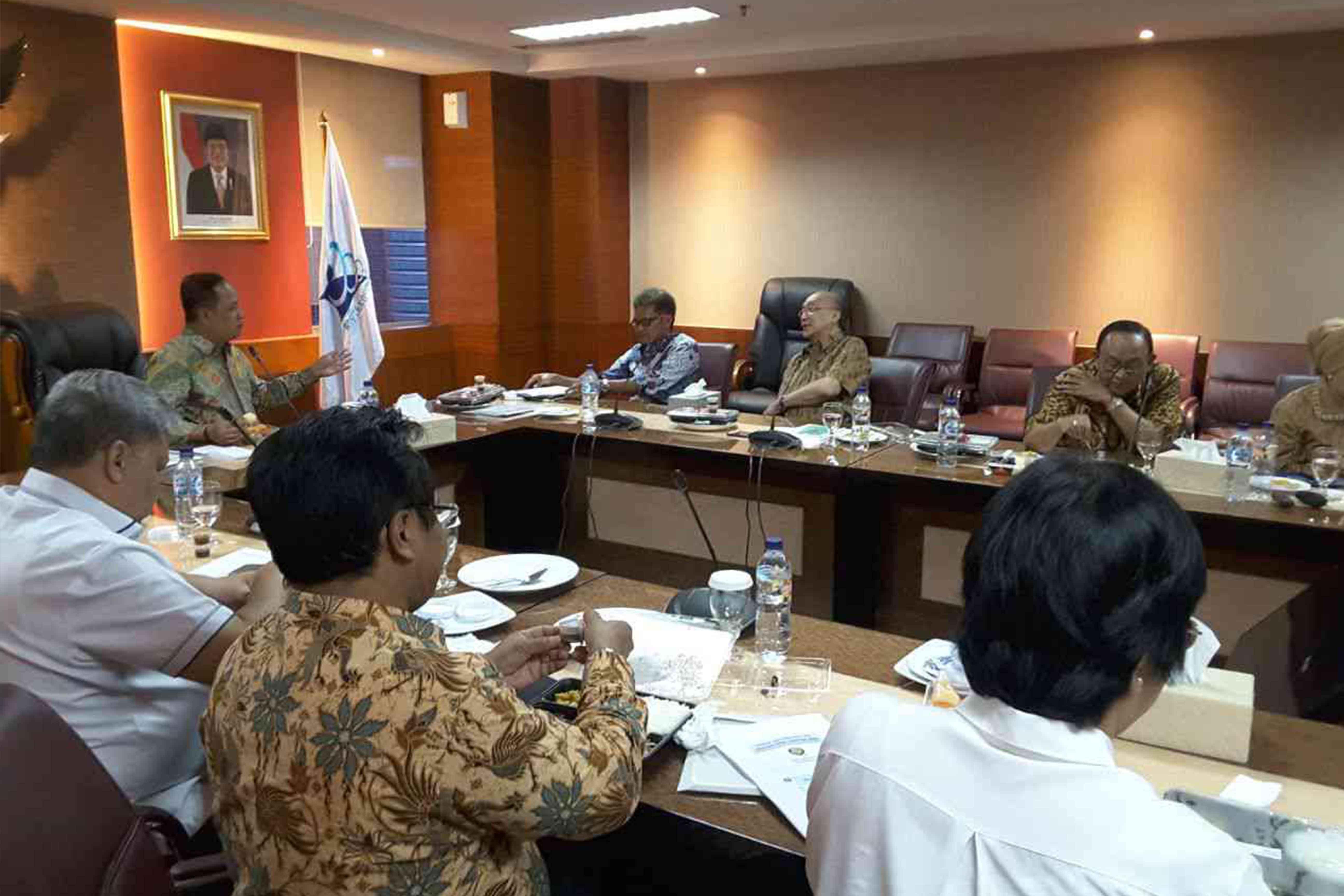 Rapat Koordinasi Pimpinan di Lingkungan Kemenristekdikti, 2 Januari 2018